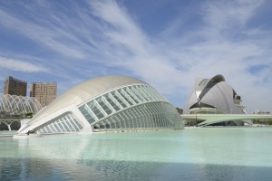 Hemesferic and Palace of the Arts, Valencia