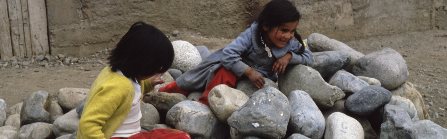 Vakantie Peru