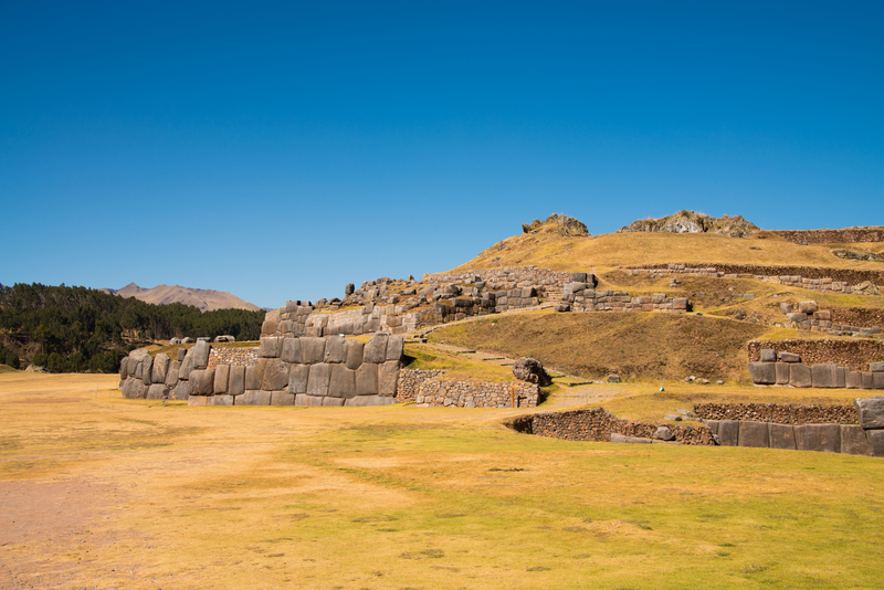 Sacsayhuaman, archeological Inca site