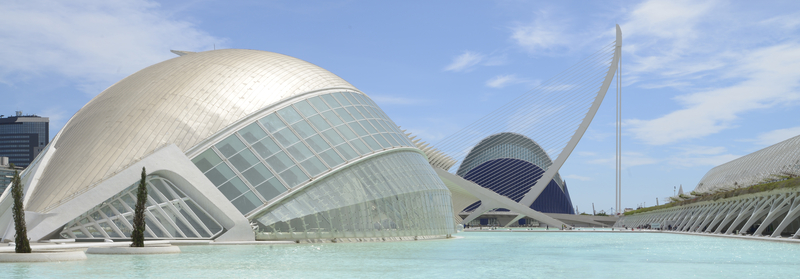 Hemesferic and Agora, Valencia