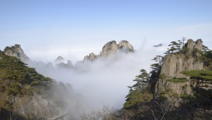Yellow Mountain - Huangshan, China