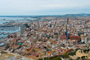 Center of Alicante