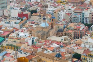 Downtown Alicante
