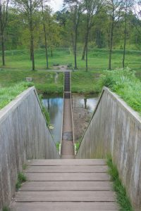 Moses Bridge at Fortress De Roovere