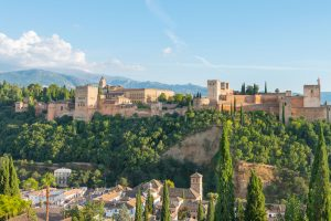 Nasrid Palaces and Alcazaba, Alhambra and Albaicin, Granada
